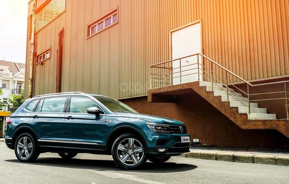 Volkswagen Tiguan Allspace Luxury 2019, phiên bản giới hạn, quà tặng 40 triệu -2