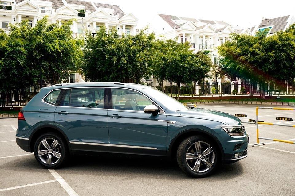Volkswagen Tiguan Allspace Luxury 2019, phiên bản giới hạn, quà tặng 40 triệu -3