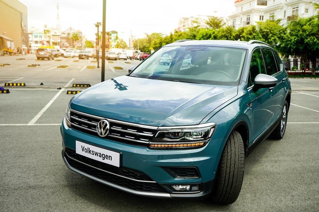 Volkswagen Tiguan Allspace Luxury 2019, phiên bản giới hạn, quà tặng 40 triệu -4