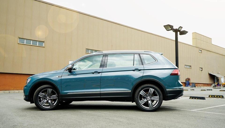 Volkswagen Tiguan Allspace Luxury 2019, phiên bản giới hạn, quà tặng 40 triệu -5