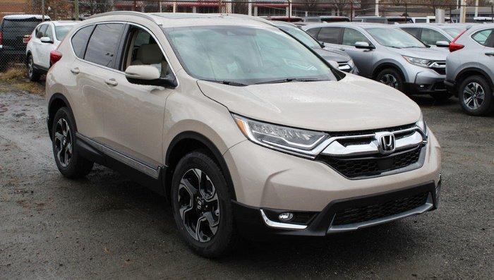 Triệu hồi xe Honda CR-V để thay chốt an toàn trên cần số 2a
