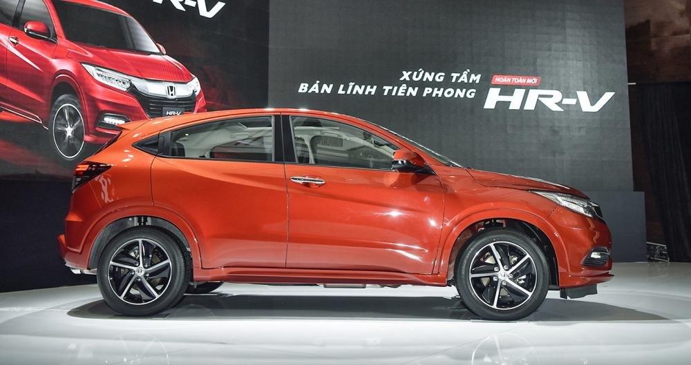 Thông số kỹ thuật xe Honda HR-V 2020 tại Việt Nam a6