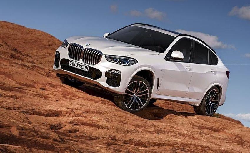 Xe BMW X6 2019