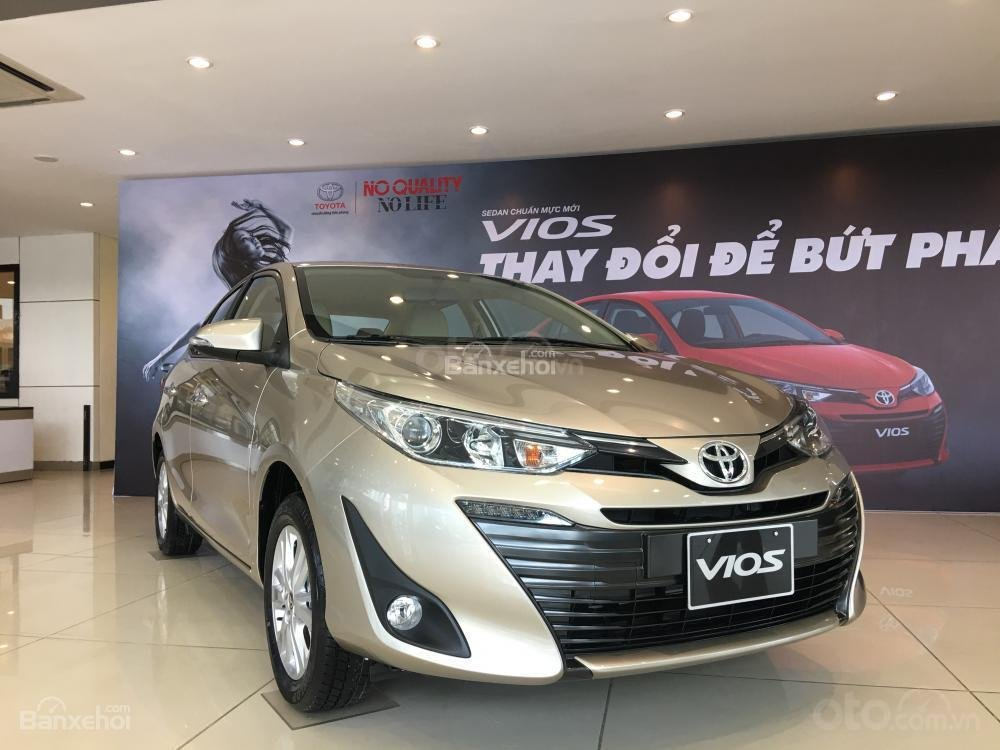 Phân khúc hạng B: Toyota Vios đè bẹp Hyundai Accent với doanh số 3.403 xe a10