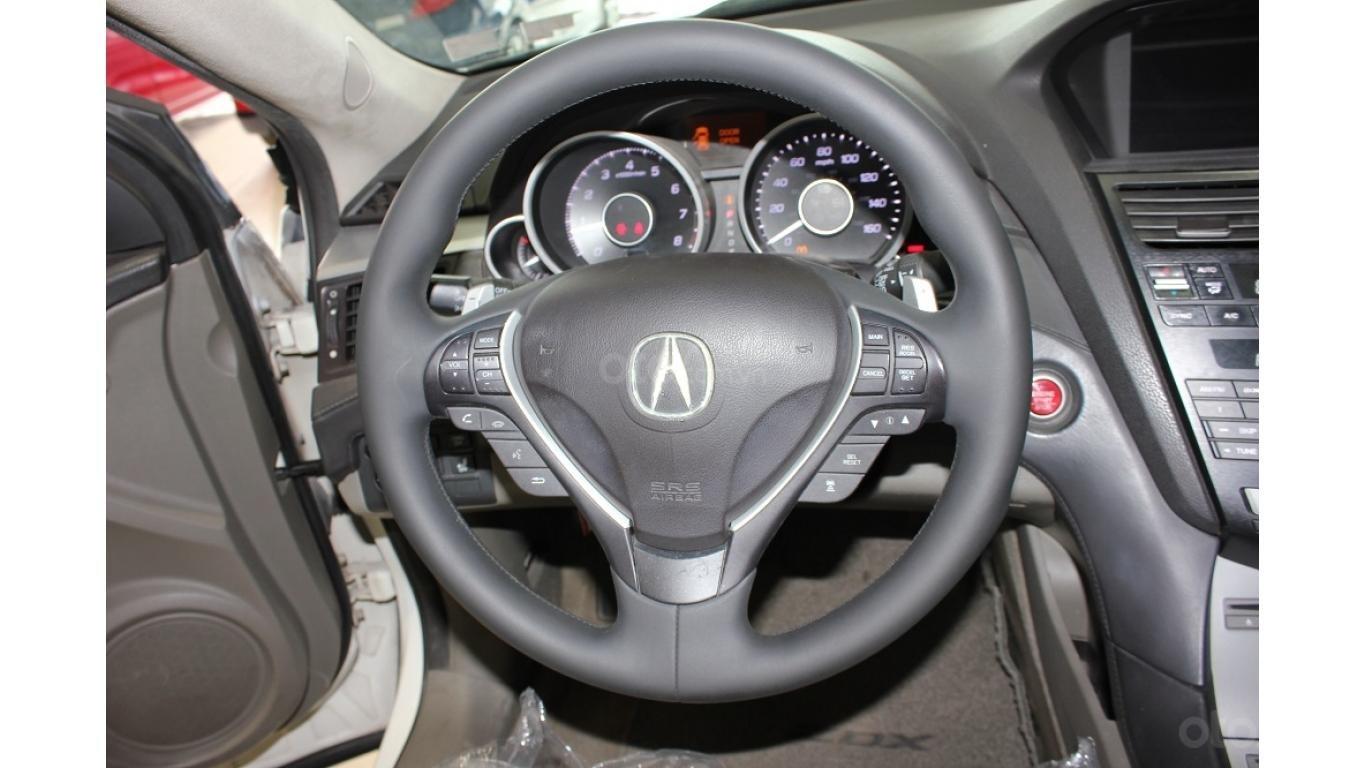 Bán xe Acura ZDX 2009, màu trắng, xe nhập khẩu, trả trước chỉ từ 375 triệu (12)