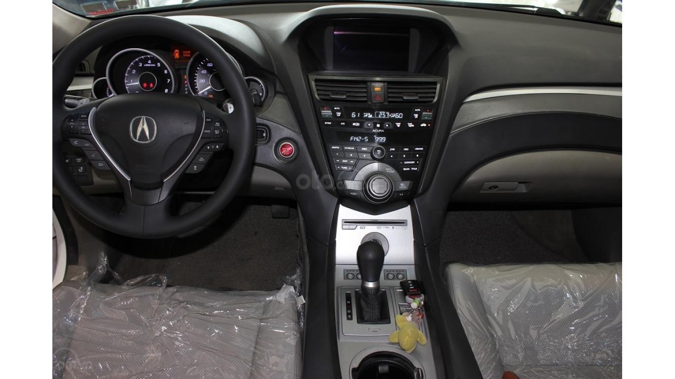 Bán xe Acura ZDX 2009, màu trắng, xe nhập khẩu, trả trước chỉ từ 375 triệu (11)