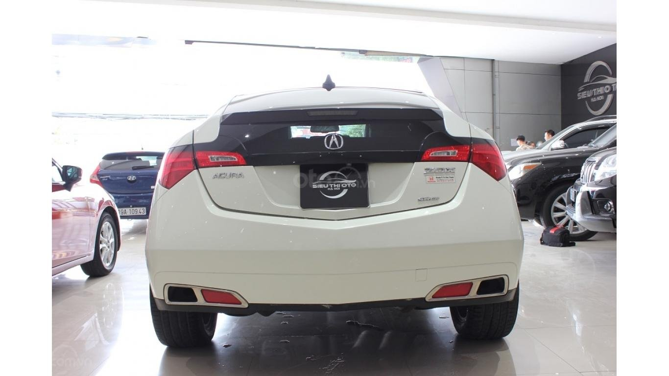 Bán xe Acura ZDX 2009, màu trắng, xe nhập khẩu, trả trước chỉ từ 375 triệu (6)