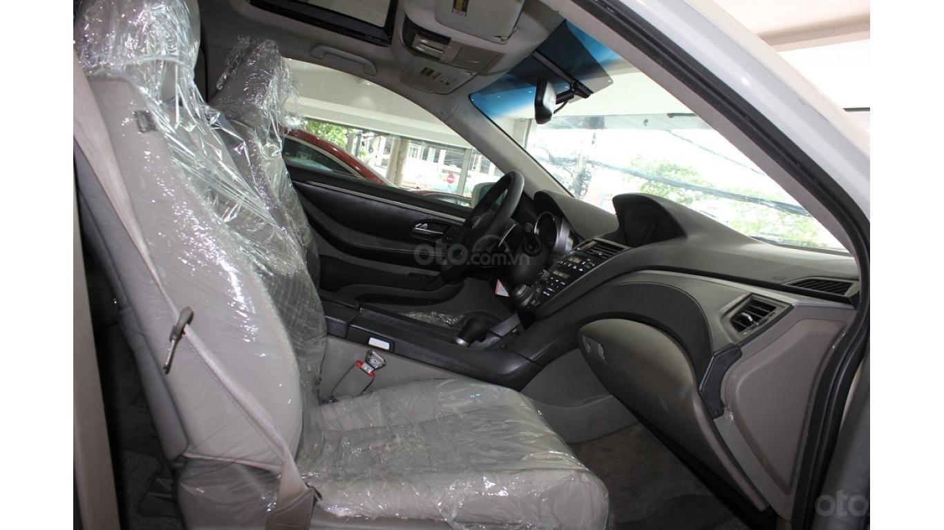 Bán xe Acura ZDX 2009, màu trắng, xe nhập khẩu, trả trước chỉ từ 375 triệu (13)