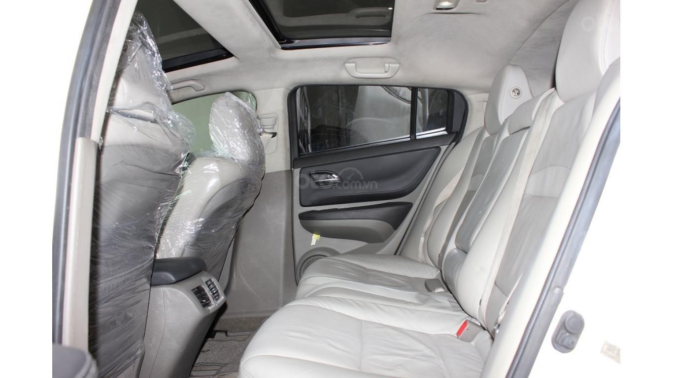 Bán xe Acura ZDX 2009, màu trắng, xe nhập khẩu, trả trước chỉ từ 375 triệu (15)