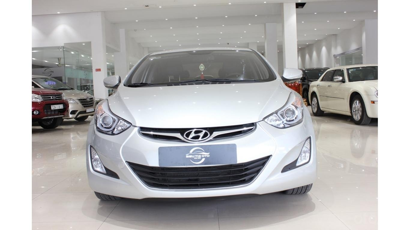 Hyundai Elantra 1.6 AT 2015 - Xe nhập, trả trước chỉ từ 156 triệu (1)