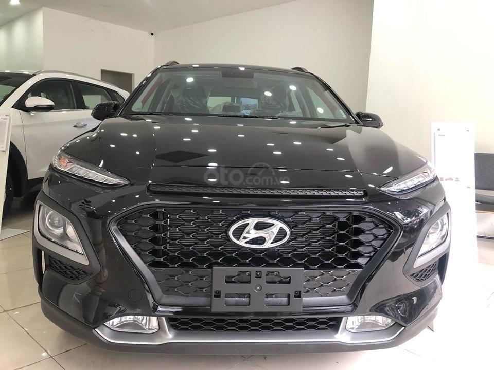 Hyundai Cầu Diễn - Bán Hyundai Kona tiêu chuẩn đen 2019, đủ màu, tặng 10-15 triệu, nhiều ưu đãi - LH: 0964898932 (1)
