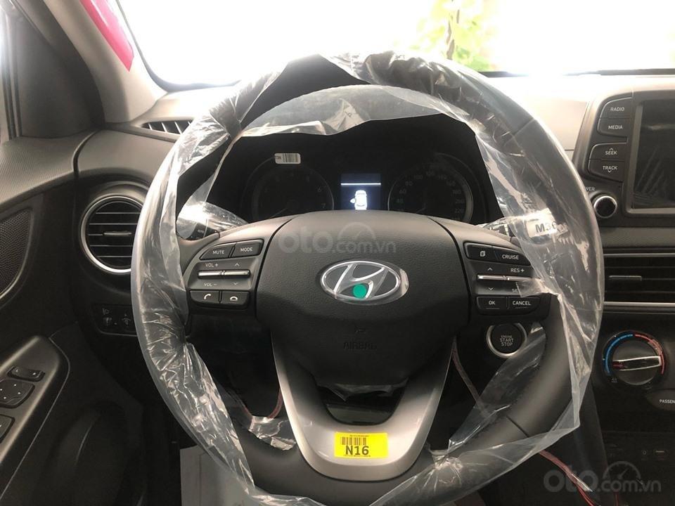 Hyundai Cầu Diễn - Bán Hyundai Kona tiêu chuẩn đen 2019, đủ màu, tặng 10-15 triệu, nhiều ưu đãi - LH: 0964898932 (5)