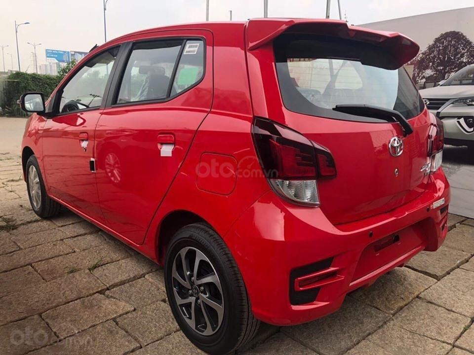 """Bán xe Toyota Wigo 1.2G AT 2019, khuyến mãi cực """"khủng"""" tại Toyota Lý Thường Kiệt, hỗ trợ góp 85%, xe đủ màu giao ngay (7)"""