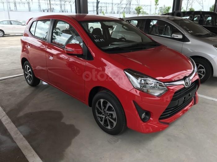 """Bán xe Toyota Wigo 1.2G AT 2019, khuyến mãi cực """"khủng"""" tại Toyota Lý Thường Kiệt, hỗ trợ góp 85%, xe đủ màu giao ngay (9)"""