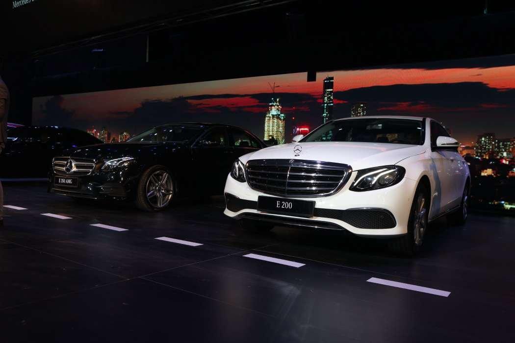 Mercedes-Benz E200 2019 chính thức ra mắt, giá 2,13 tỷ đồng 5