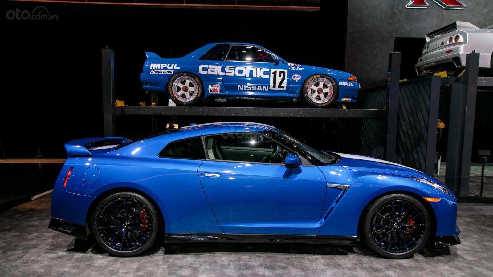 Nissan GT-R 2020 tăng giá nhẹ so với đời 2019