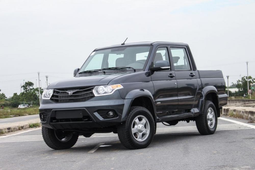 Giá xe bán tải UAZ Pickupmới nhất...