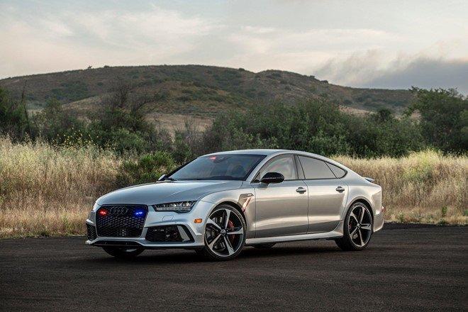 Khám phá chiếc Audi RS7 Sportback có khả năng chống đạn, giá 205.000 USD 1a