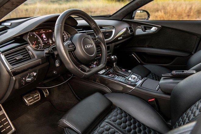 Khám phá chiếc Audi RS7 Sportback có khả năng chống đạn, giá 205.000 USD 4a
