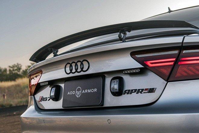 Khám phá chiếc Audi RS7 Sportback có khả năng chống đạn, giá 205.000 USD 3a