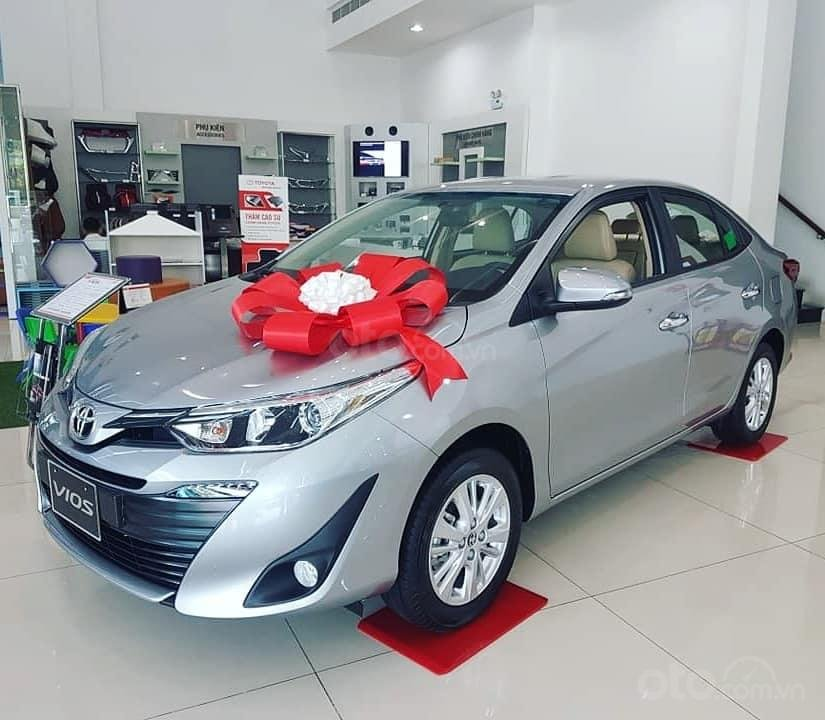 Bán xe Toyota Vios G năm 2019-4