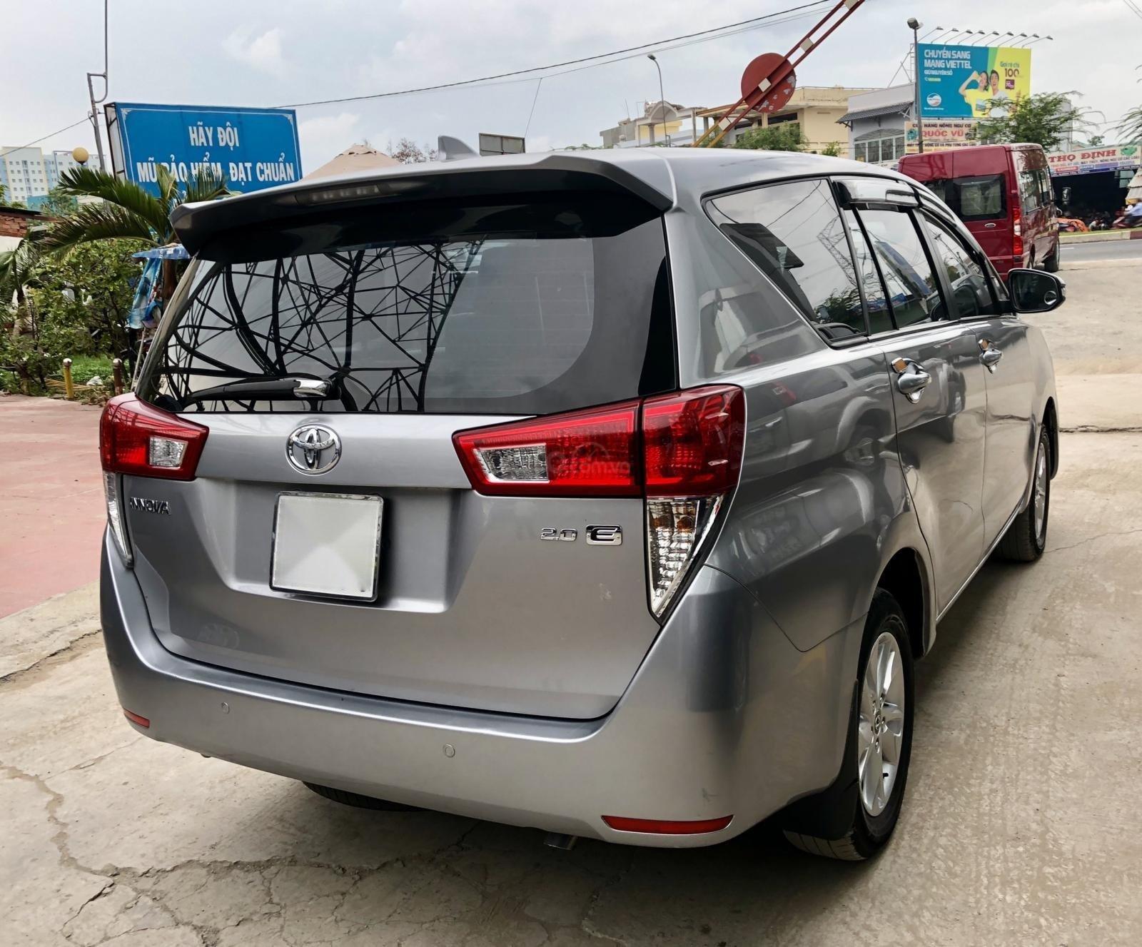 Bán Innova MT 2017, xe bán tại hãng Western Ford có bảo hành-8