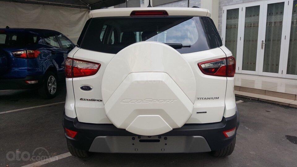 Bán Ford EcoSport Titanium 2019, đủ màu, chỉ với 150tr nhận xe, film, bảo hiểm, camera hành trình. LH 0974286009-4