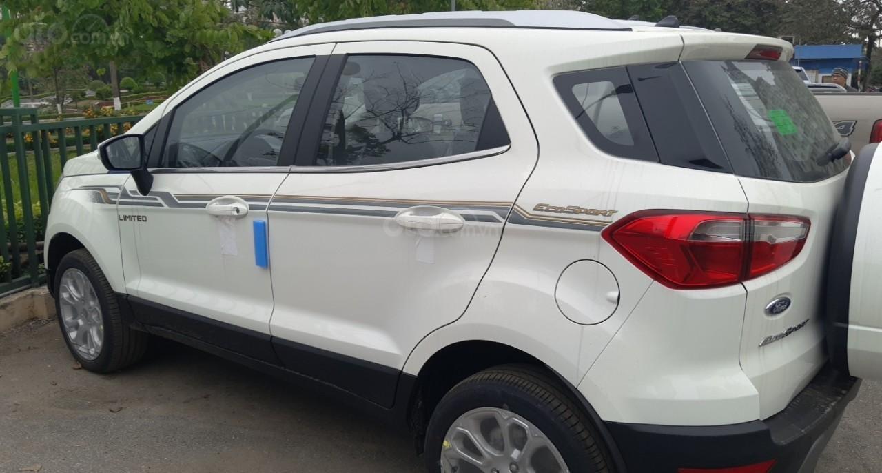 Bán Ford EcoSport Titanium 2019, đủ màu, chỉ với 150tr nhận xe, film, bảo hiểm, camera hành trình. LH 0974286009-3