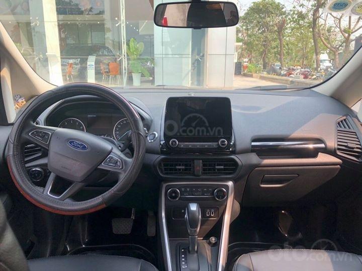 Bán Ford EcoSport Titanium 2019, đủ màu, chỉ với 150tr nhận xe, film, bảo hiểm, camera hành trình. LH 0974286009-5