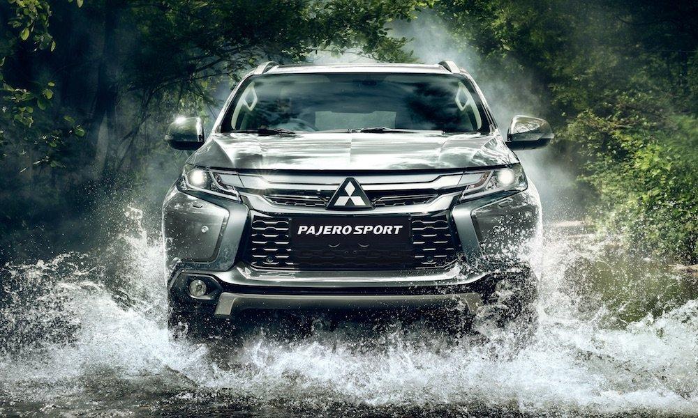 Mitsubishi Pajero Sport 2020 lộ video teaser, mở đường cho ngày ra mắt Đông Nam Á a7