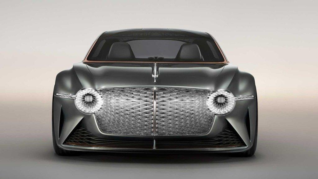 Ngắm xe siêu sang Bentley EXP 100 GT với khoang nội thất tràn ngập vật liệu xanh a2