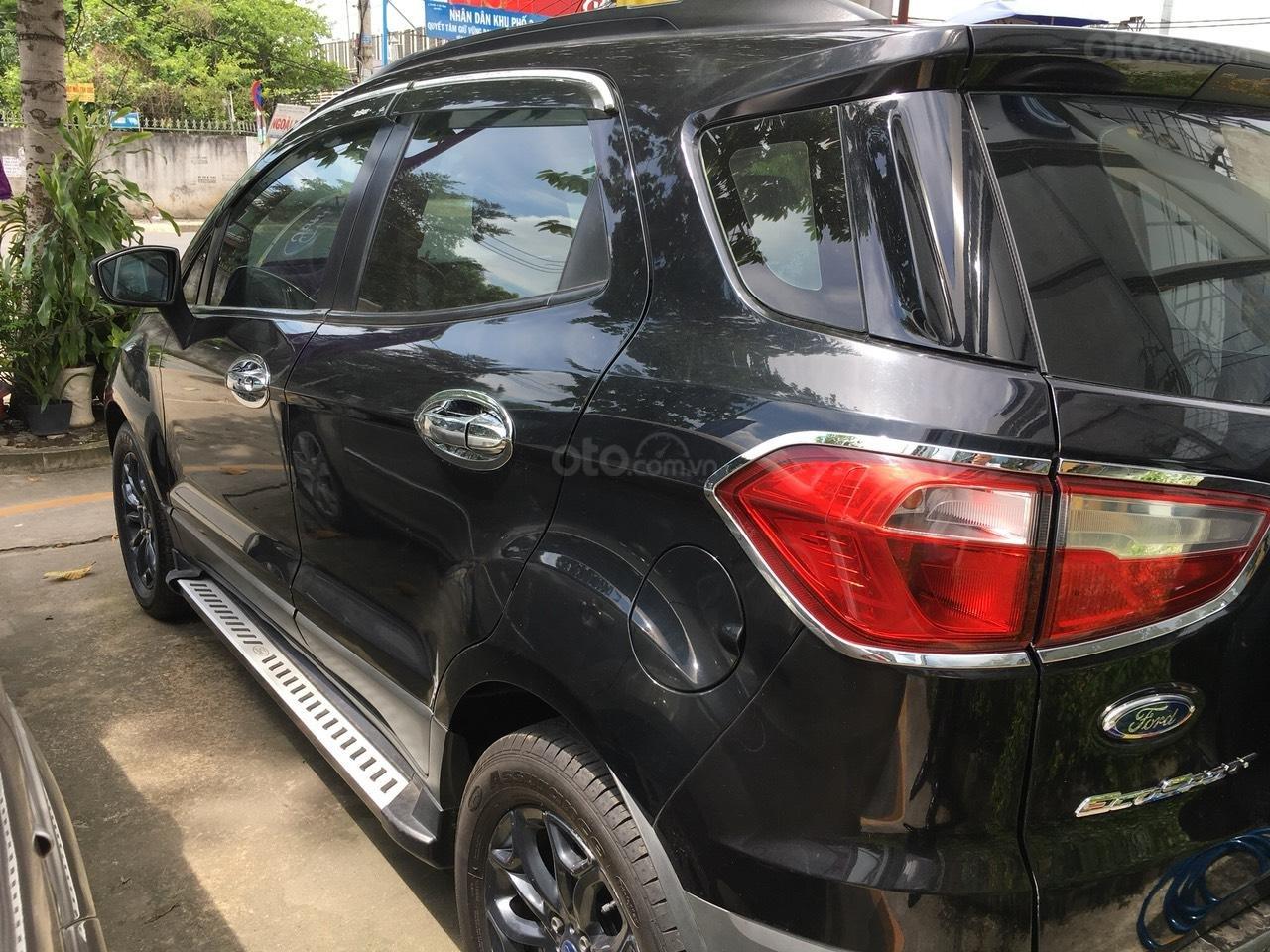 Bán Ford EcoSport 2015 màu đen, biển số thành phố-1