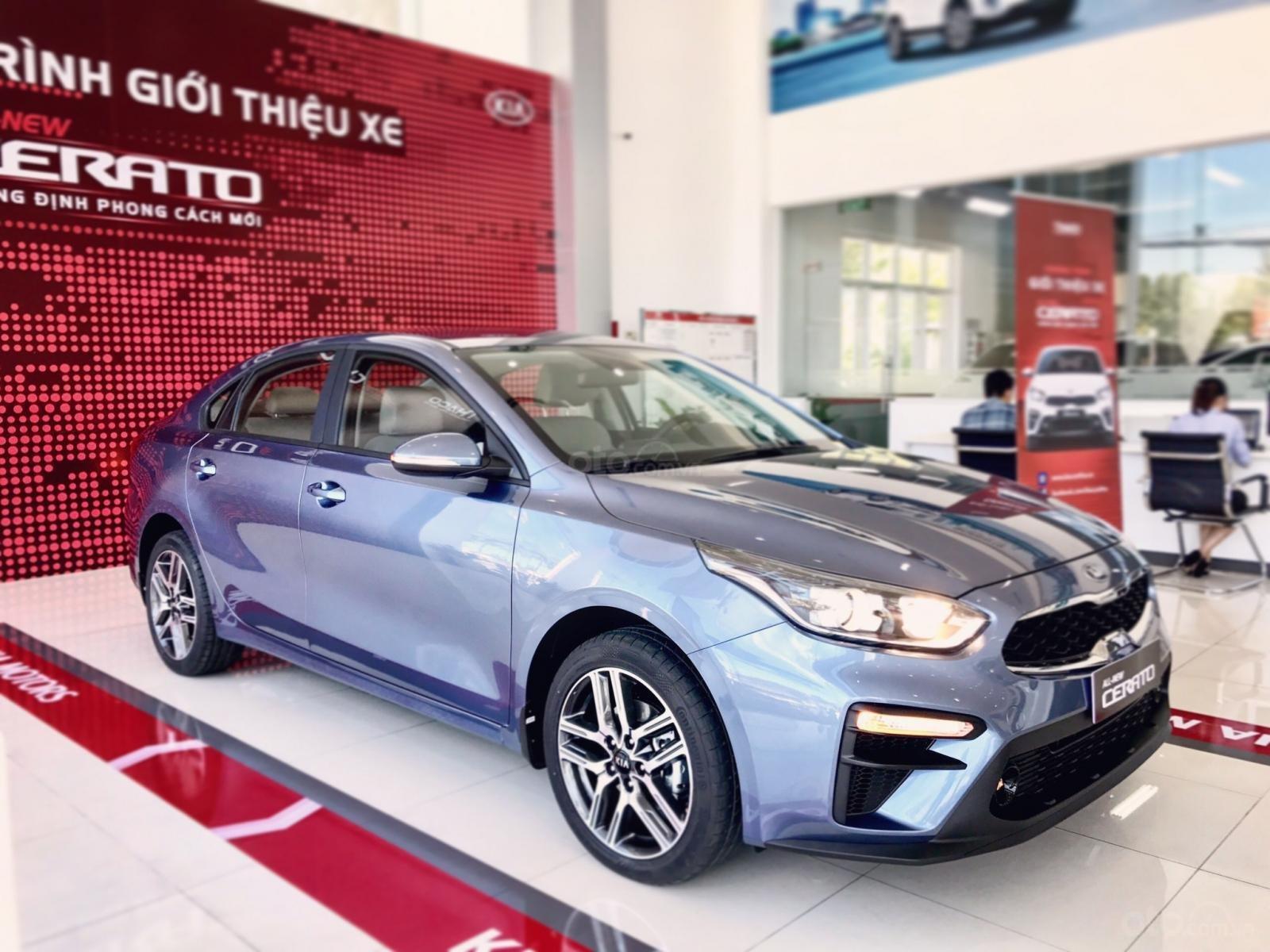 Kia Cerato All New 2019 - Khẳng định phong cách mới- Liên hệ ngay để được trợ giá tốt (2)