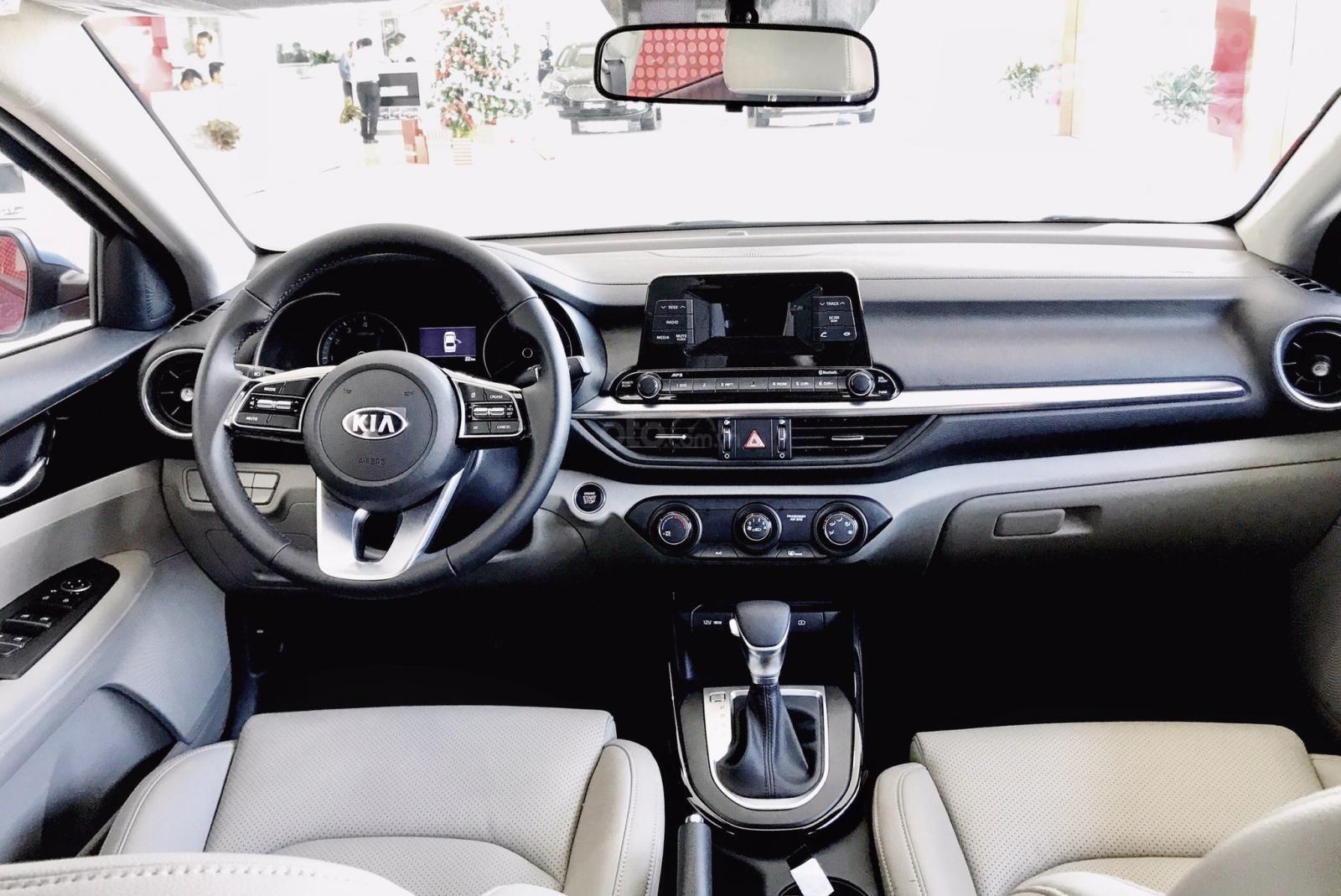 Kia Cerato All New 2019 - Khẳng định phong cách mới- Liên hệ ngay để được trợ giá tốt (4)