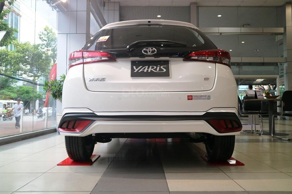 """Toyota Yaris 1.5G khuyến mãi """"Khủng"""" tại Toyota Lý Thường Kiệt, hỗ trợ góp 85%, xe sẵn giao ngay-4"""