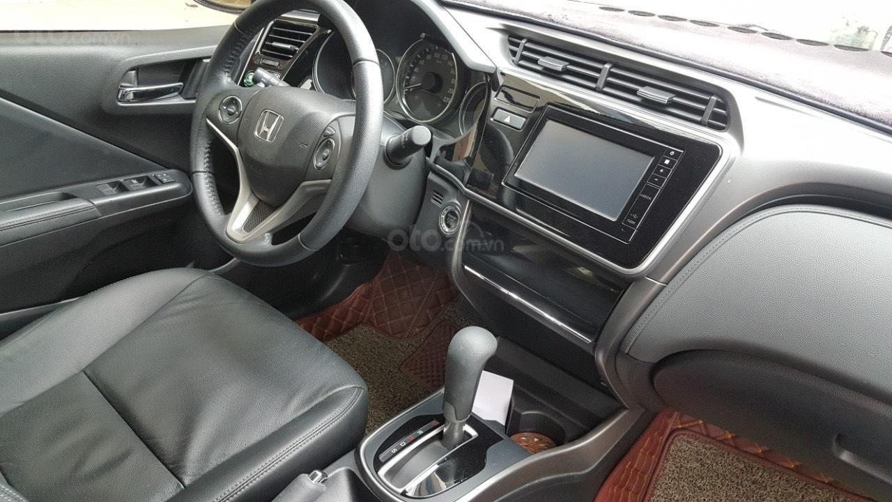 Bán ô tô Honda City 1.5AT TOP đời 2018, màu trắng -4