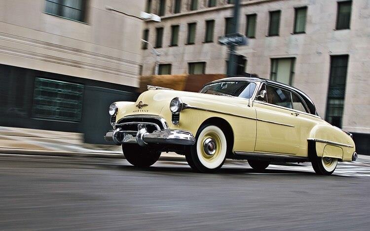 Những chiếc ô tô huyền thoại lừng lẫy nhất mọi thời đại ở Mỹ 5a