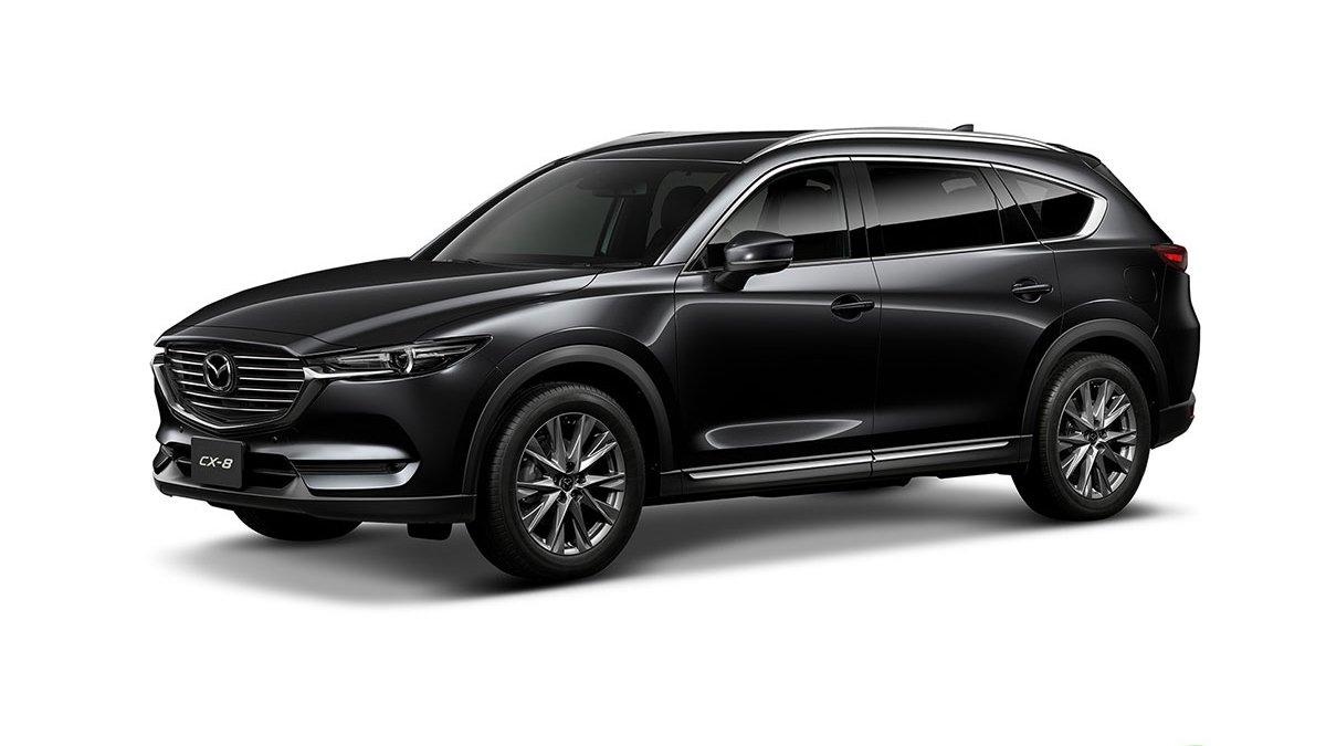 So sánh xe Mazda CX-8 2019 và Honda CR-V 2019: CX-8 tốt nhưng đắt đỏ 3