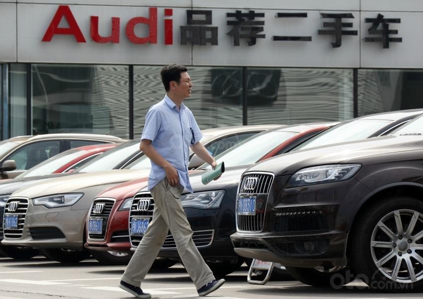 Doanh số xe tháng 6/2019 của Audi cho thấy sự tăng trưởng mạnh