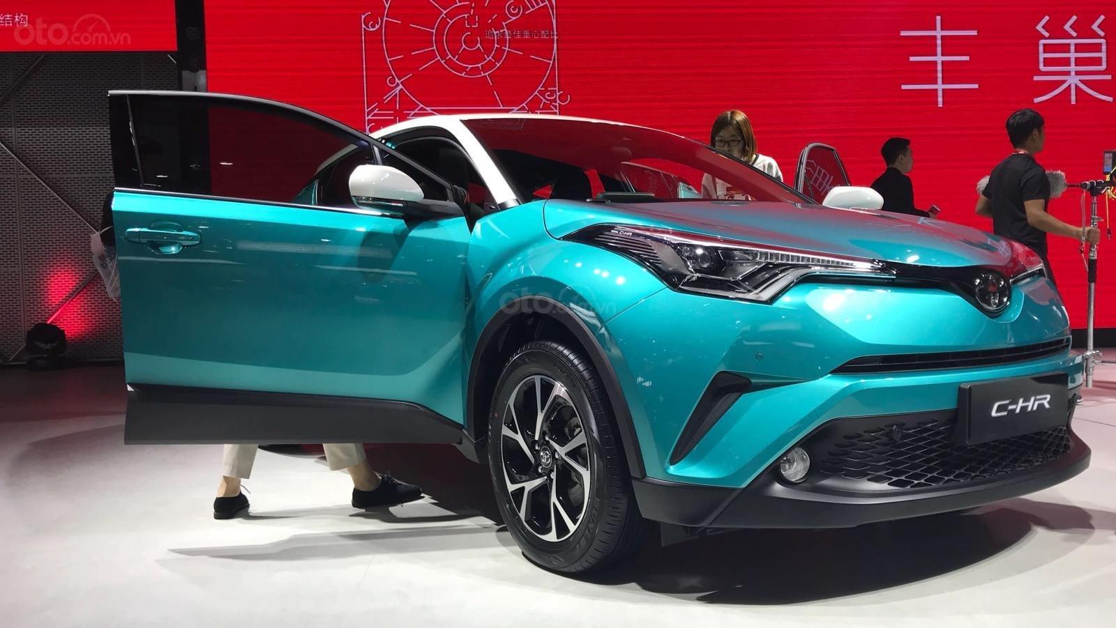 Tổng quan doanh số xe tháng 6/2019 của ô tô Nhật tại Trung Quốc - Toyota