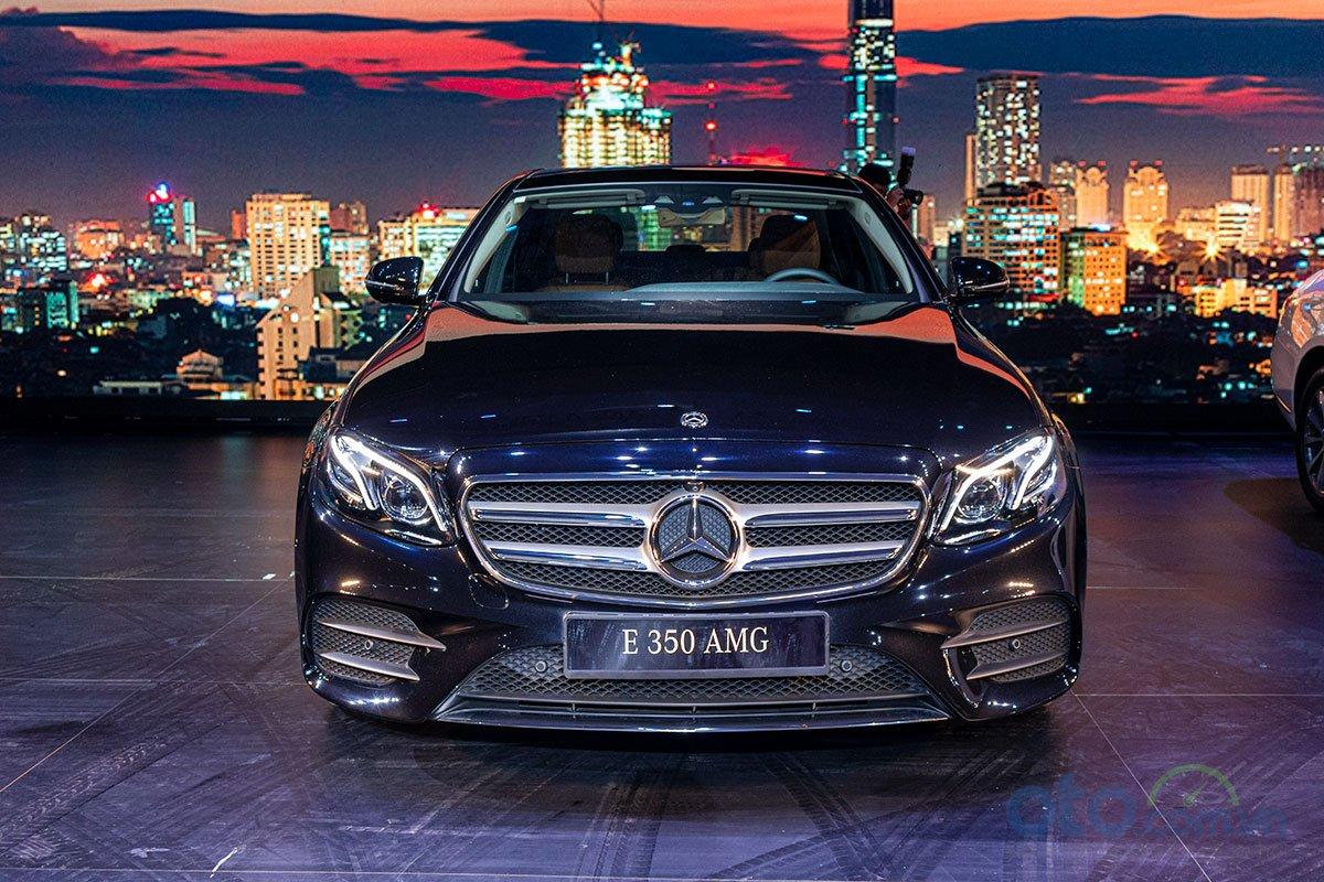 Mercedes-Benz E 350 AMG sẽ chỉ bán giới hạn 48 chiếc tại thị trường Việt Nam.