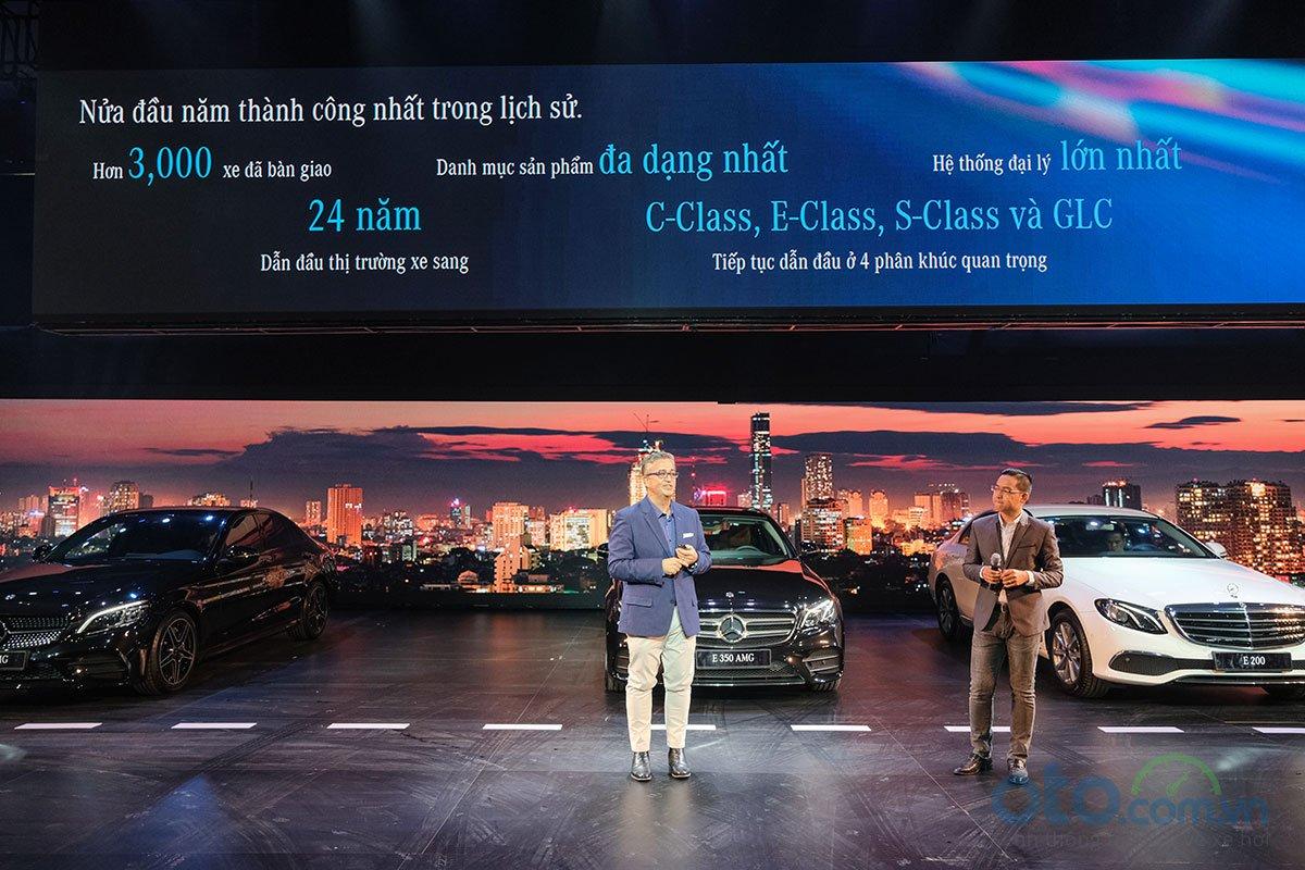 Từ ngày 1/7/2019, ông Brad Kelly sẽ chính thức trở thành Tổng Giám đốc của Mercedes-Benz Việt Nam.