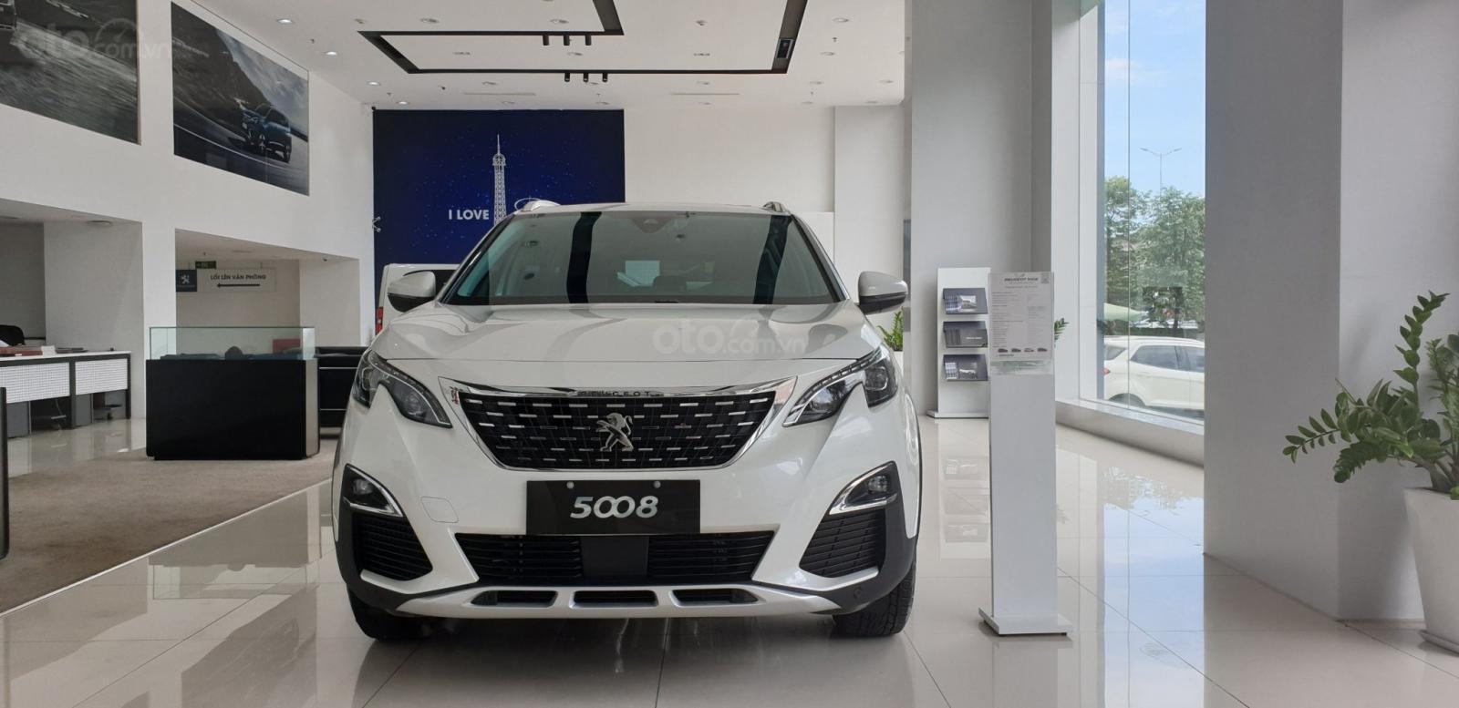 Peugeot Thanh Xuân - Peugeot 5008 giá tốt nhất thị trường + bảo hành chính hãng lên tới 5 năm-1