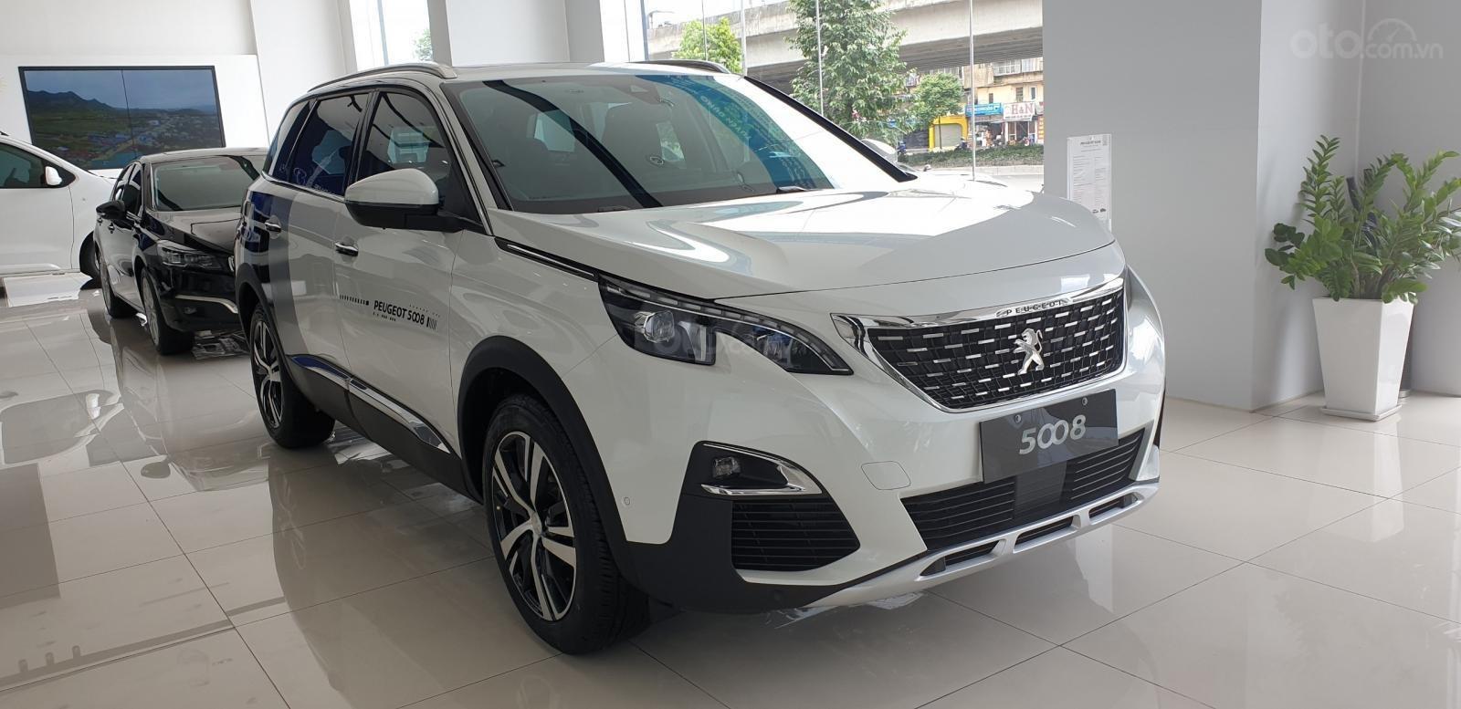 Peugeot Thanh Xuân - Peugeot 5008 giá tốt nhất thị trường + bảo hành chính hãng lên tới 5 năm-2