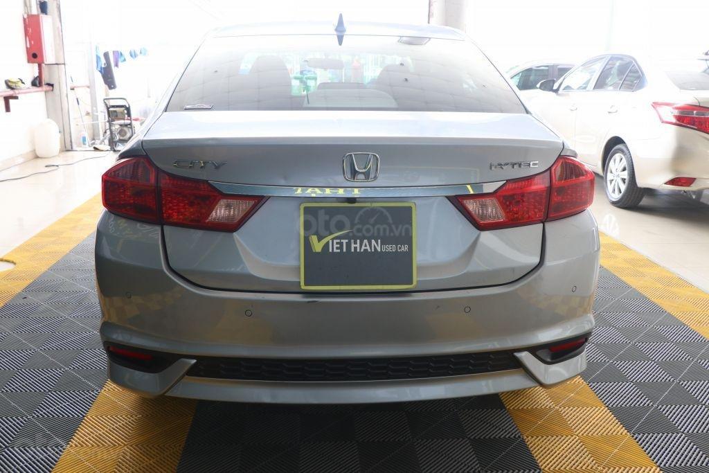 Bán ô tô Honda City top 1.5AT sản xuất năm 2018, màu bạc (3)