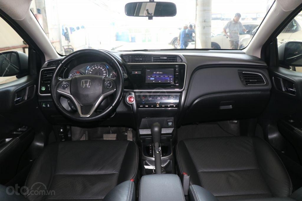 Bán ô tô Honda City top 1.5AT sản xuất năm 2018, màu bạc (8)