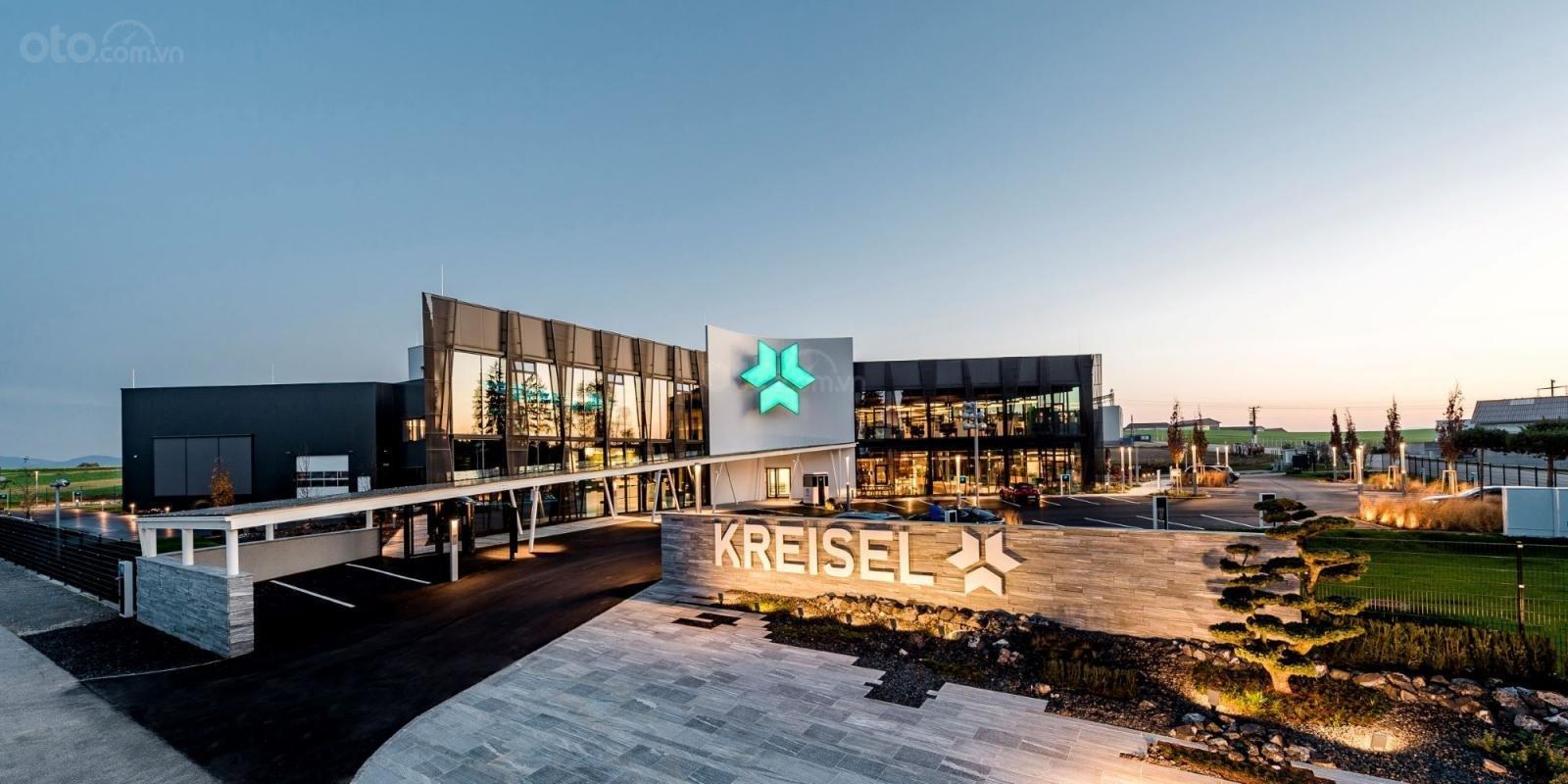 """Thỏa thuận với Kreisel Electric tiếp tục khẳng định chiến lược """"hợp tác với những người khổng lồ"""" của VinFast."""