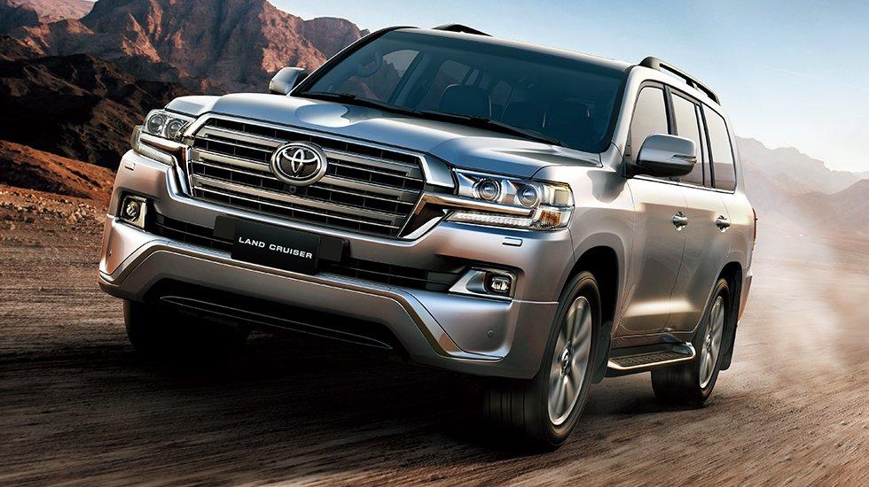 Toyota Land Cruiser chỉ bán được 68 chiếc
