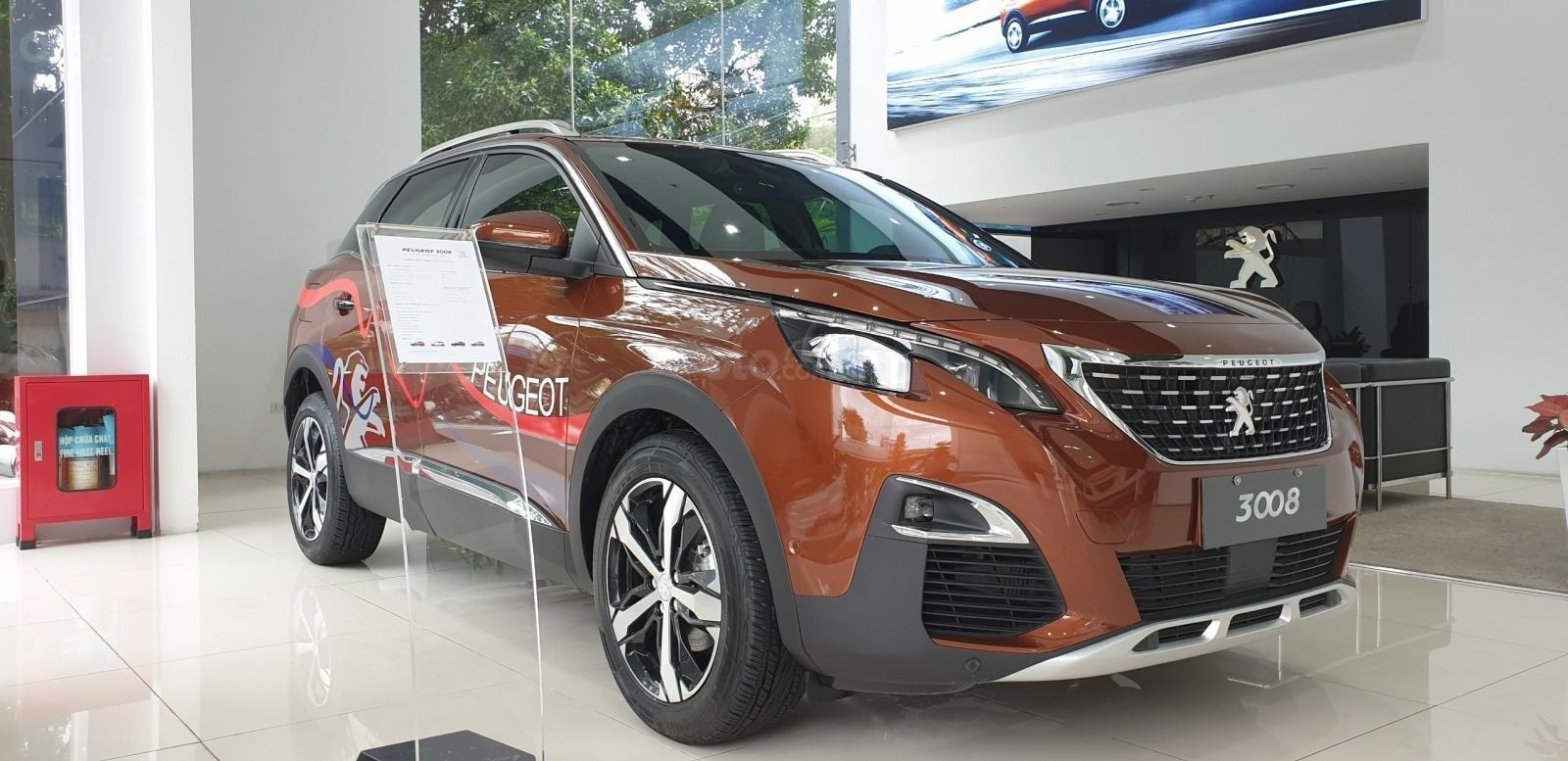 Peugeot Thanh Xuân - Peugeot 3008 AN giá tốt nhất thị trường + bảo hành chính hãng lên tới 5 năm (3)