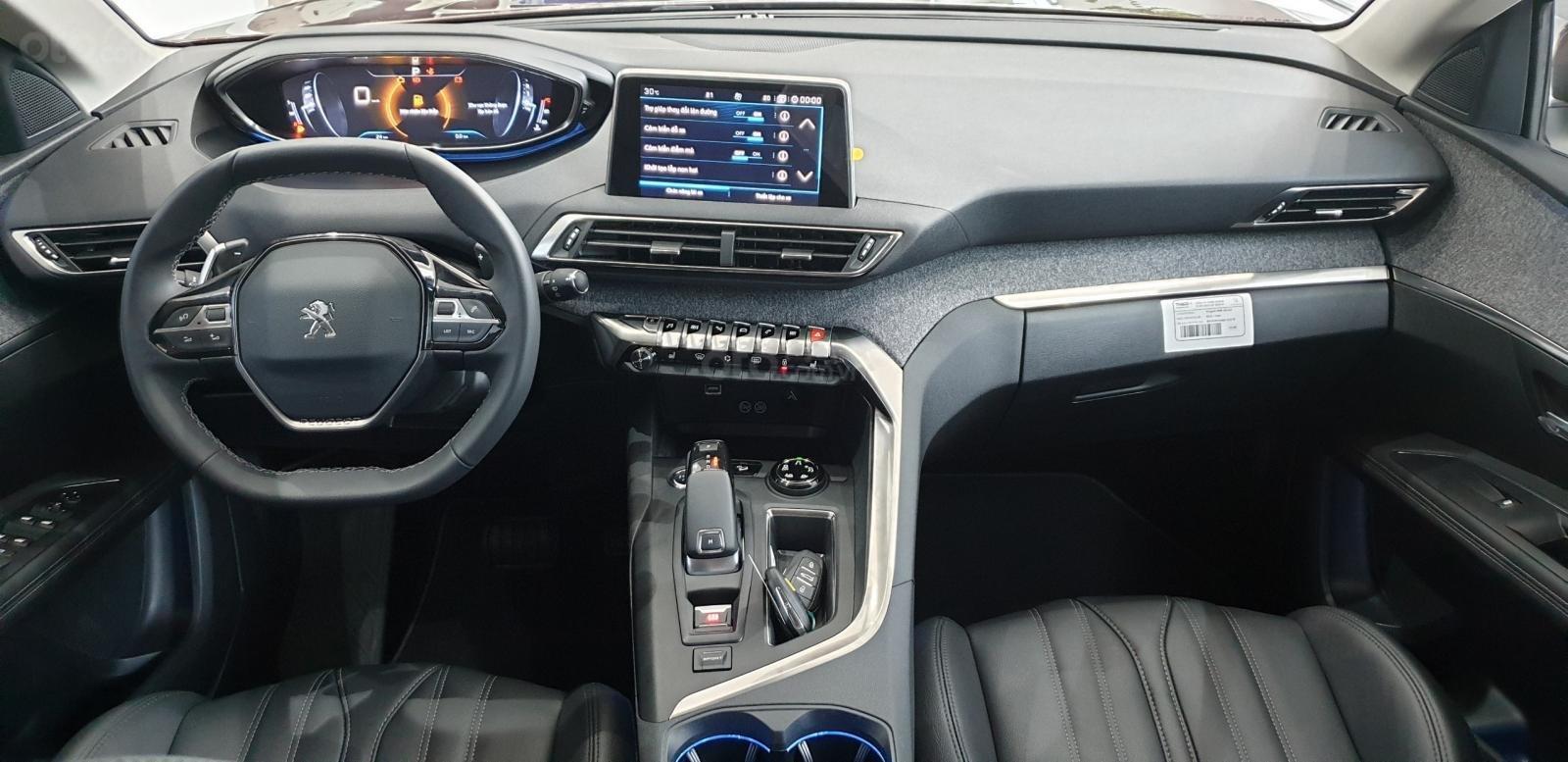 Peugeot Thanh Xuân - Peugeot 3008 AN giá tốt nhất thị trường + bảo hành chính hãng lên tới 5 năm (6)